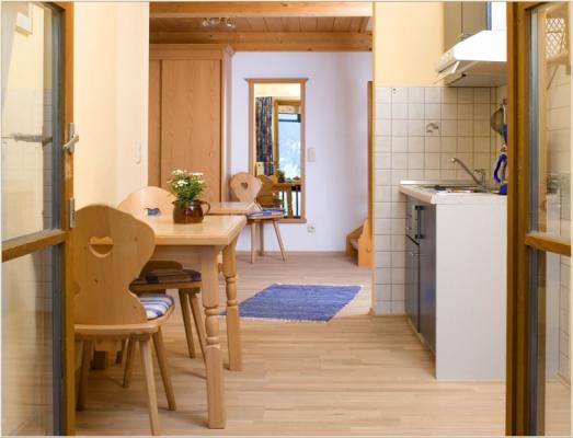 Ferienwohnung am Schliersee Gallerie Appartement mit Seeblick Wohnen
