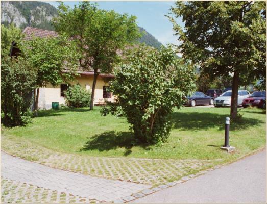 Ferienwohnung am Schliersee Galerie mit Bergblick Wege