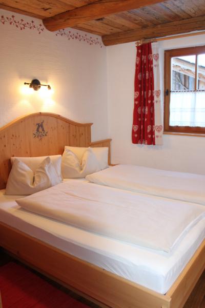 Chalet an der Piste Salzburger Land Schlafzimmer 3