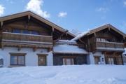 Hütte Salzburger mit Verbindungstüre