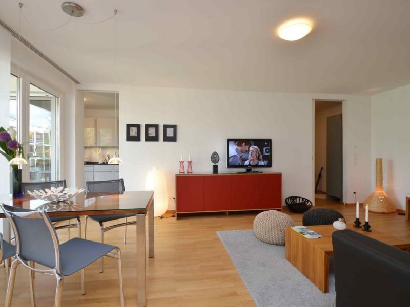 Müchen Appartement Wohnbereich