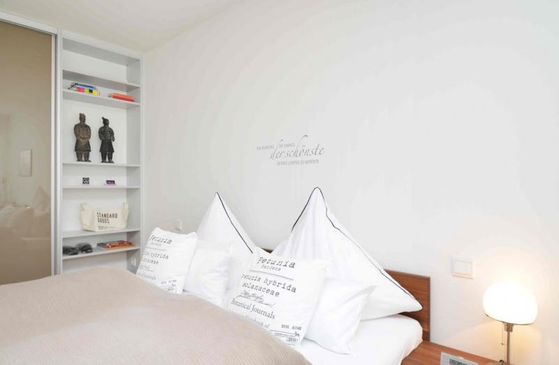 Müchen Appartement Bett