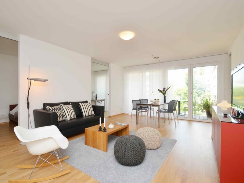 Müchen Appartement Sofa
