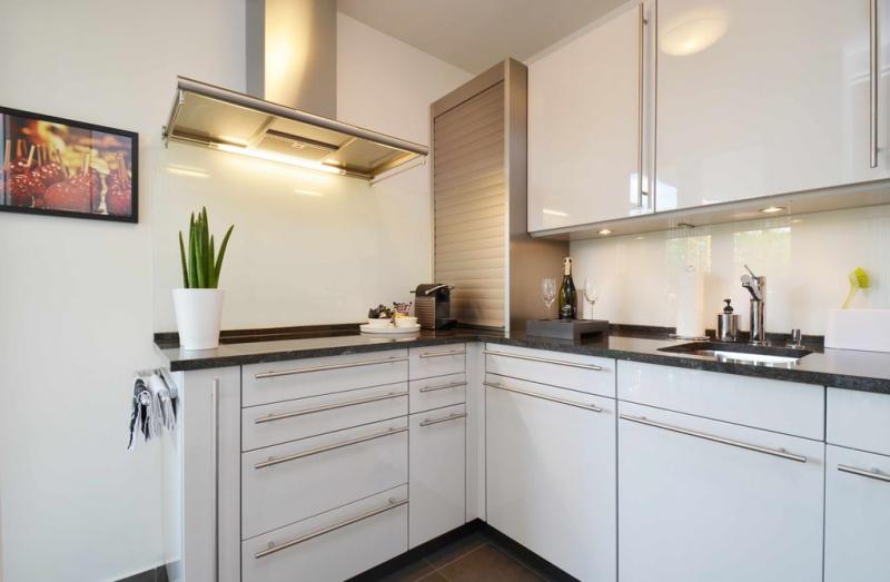Müchen Appartement Kueche