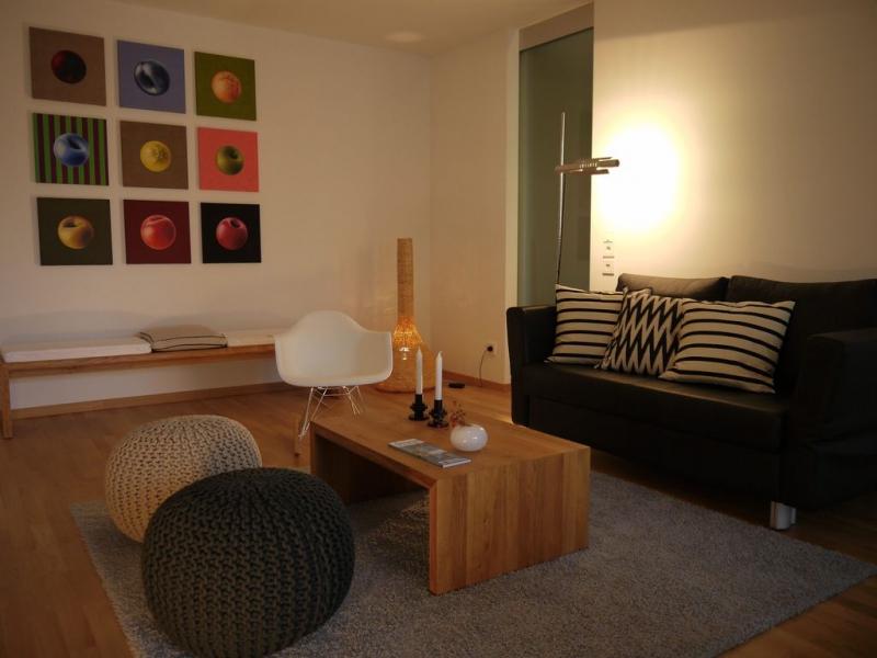 Müchen Appartement mit Licht