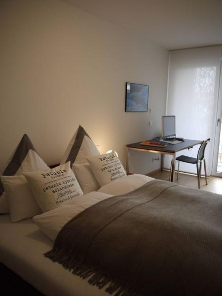 Müchen Appartement Doppelbett