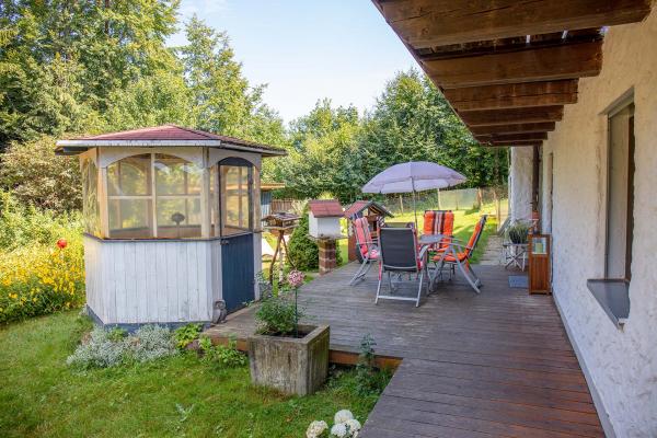 travellingingermany_Ferienwohnung_Bayerischer_Wald_barrierefrei_terrasse
