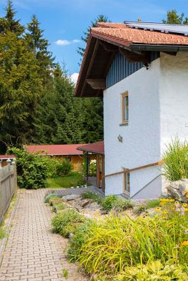 travellingingermany_Ferienwohnung_Bayerischer_Wald_barrierefrei_zugang