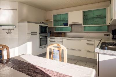 travellingingermany_appartement_ttirol_nauders_wohnkueche