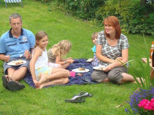 familienurlaub-bauernhof-Picknick
