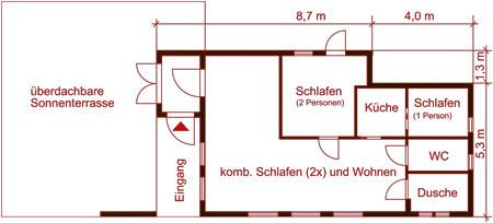 Ferienhaus Dessau