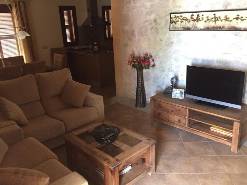 Romantische Naturstein Finca auf Mallorca Sitzen