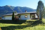 Achensee Ferienhaus mit Berglick