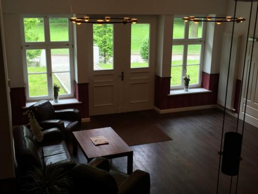 Schloss Appartement an der Ostsee Sitzen2