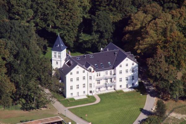 Schloss Appartement an der Ostsee Schloss