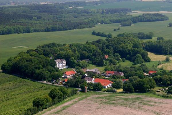 Schloss Appartement an der Ostsee Schloss2