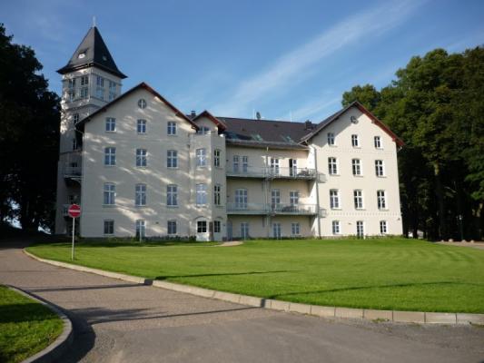 Schloss Appartement an der Ostsee Schloss Ostsee