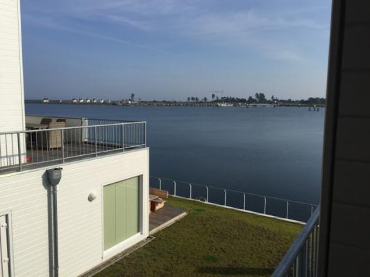 Olpenitz Maisonette Ferienwohnung Ostsee Terrasse