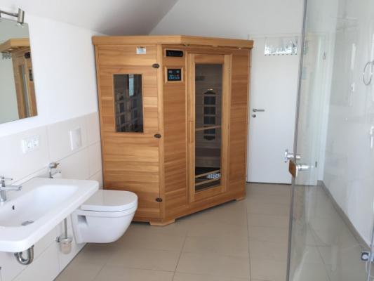Olpenitz Maisonette Ferienwohnung Sauna