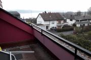 Konstanz Ferienwohnung Dachterrasse