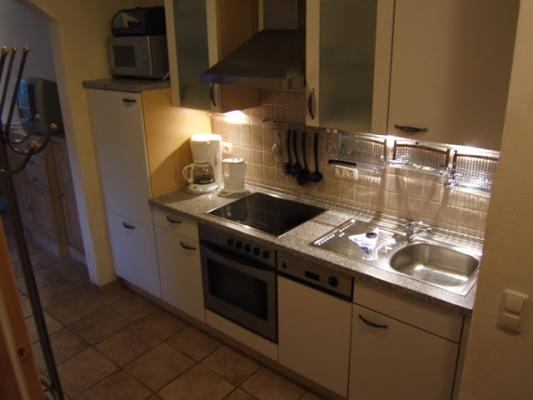 Ferienwohnung in Kühlungsborn Küche