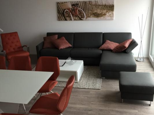 Olpenitz Ferienhaus Couchgarnitur
