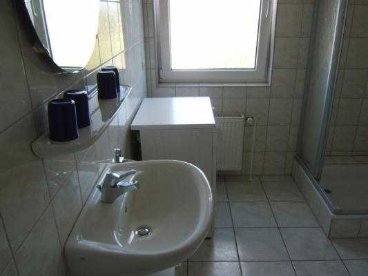 Ferienwohnung in Kühlungsborn Badezimmer