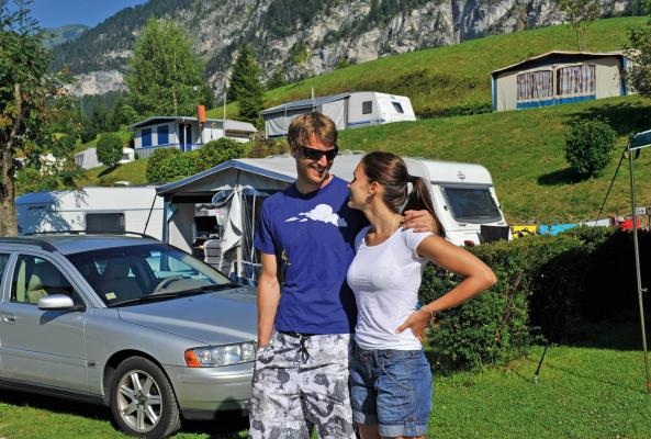 Mietwohnwagen Tirol