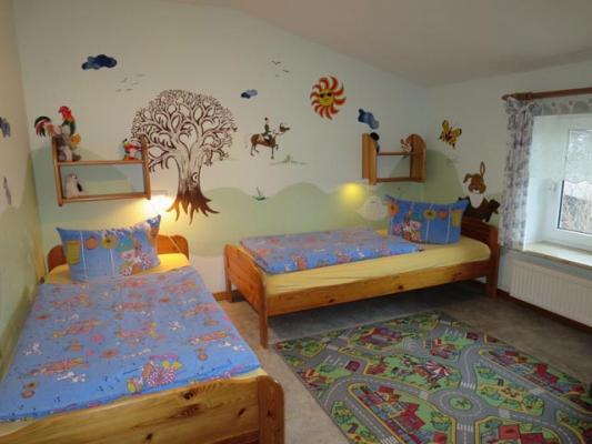 ferienhof-landfrieden-vollerwiek-ferienwohnung-schimmelreiter-Kinderzimmer