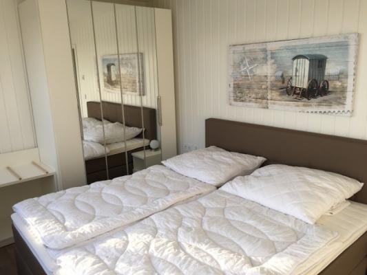 Schwimmendes Ferienhaus in Olpenitz 2 Betten