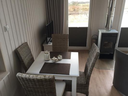 Ferienhaus Olpenitz mit 2 Zimmern Sitzecke