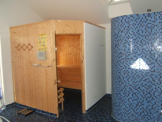 Ferienwohnung in Zingst Sauna
