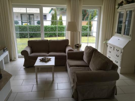 Ferienwohnung in Zingst Couch