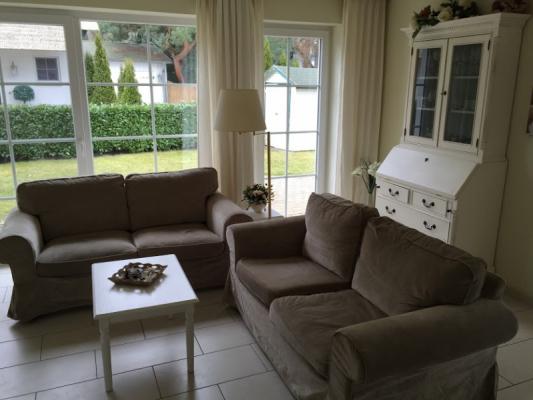 Ferienwohnung in Zingst Couch2
