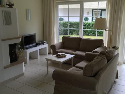 Ferienwohnung in Zingst Couch3