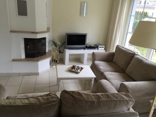 Ferienwohnung in Zingst Couch4