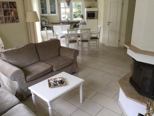 Ferienwohnung in Zingst Couch5
