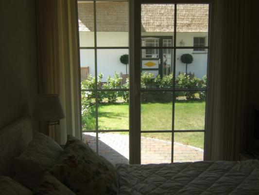 Ferienwohnung in Zingst sprossenfenster