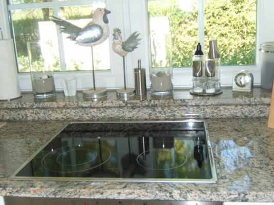 Ferienwohnung in Zingst küche