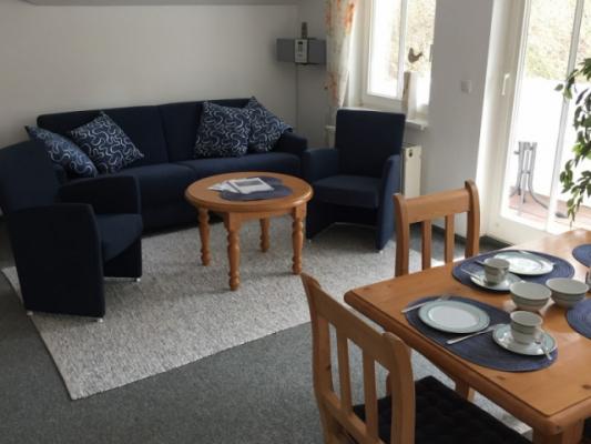Ferienwohnung Binz Rügen Couch