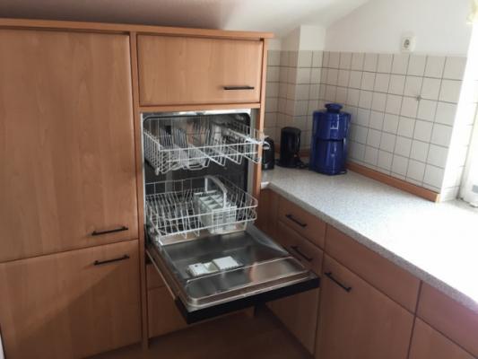Ferienwohnung Binz Rügen Spülmaschine
